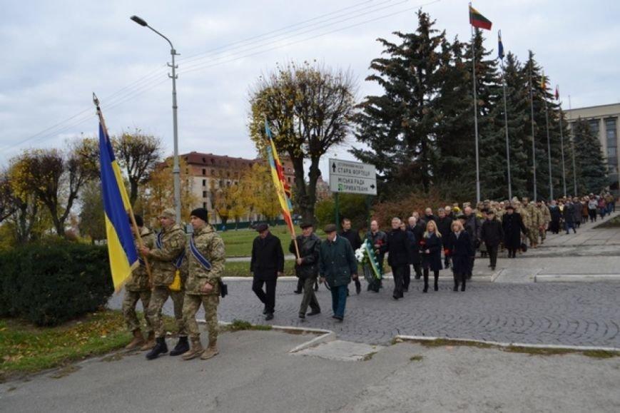 28 жовтня у Кам'янці відзначили День визволення від фашистських загарбників, фото-5