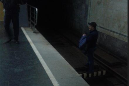 В Харьковском метро парень упал на рельсы (ФОТО), фото-2
