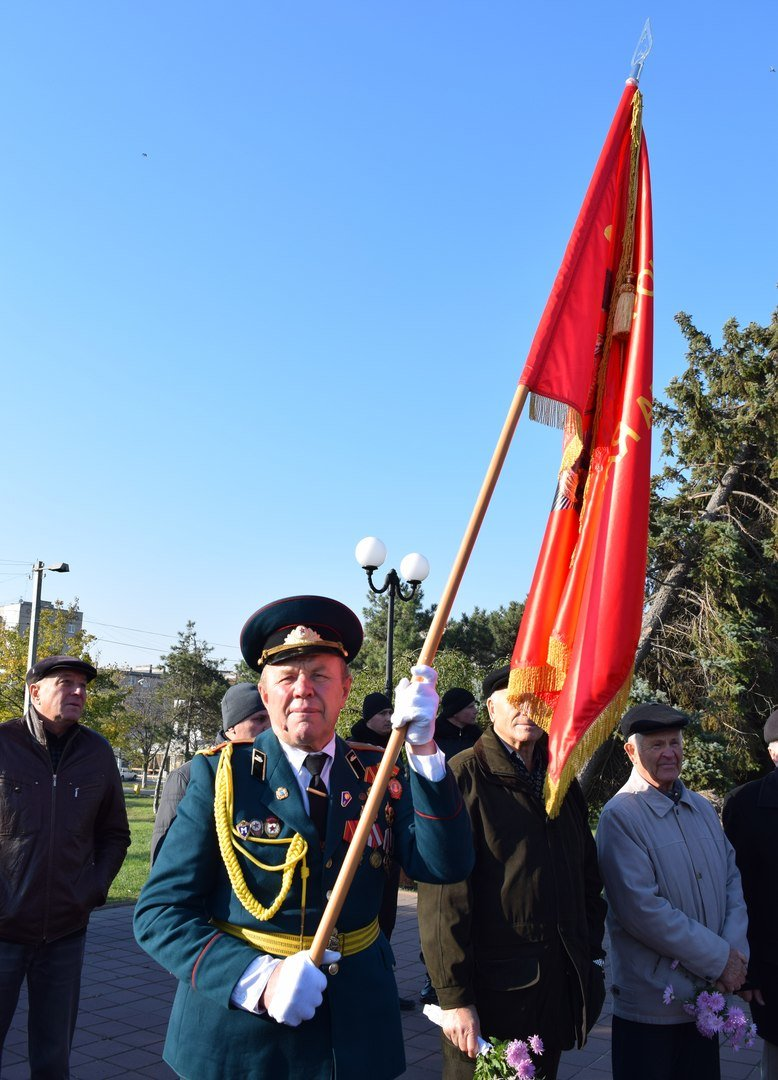 В День освобождения Украины в Черноморске говорили о мире о нашей земле (фото), фото-1