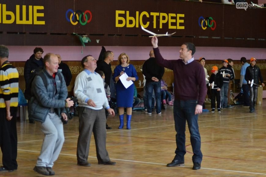 В Каменском начались соревнования по авиамодельному спорту, фото-5