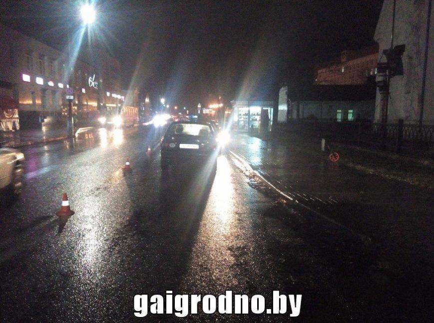 Вечер аварий: в пятницу за два часа на Гродненщине произошло 5 ДТП, в одном из них погибла пенсионерка, фото-1