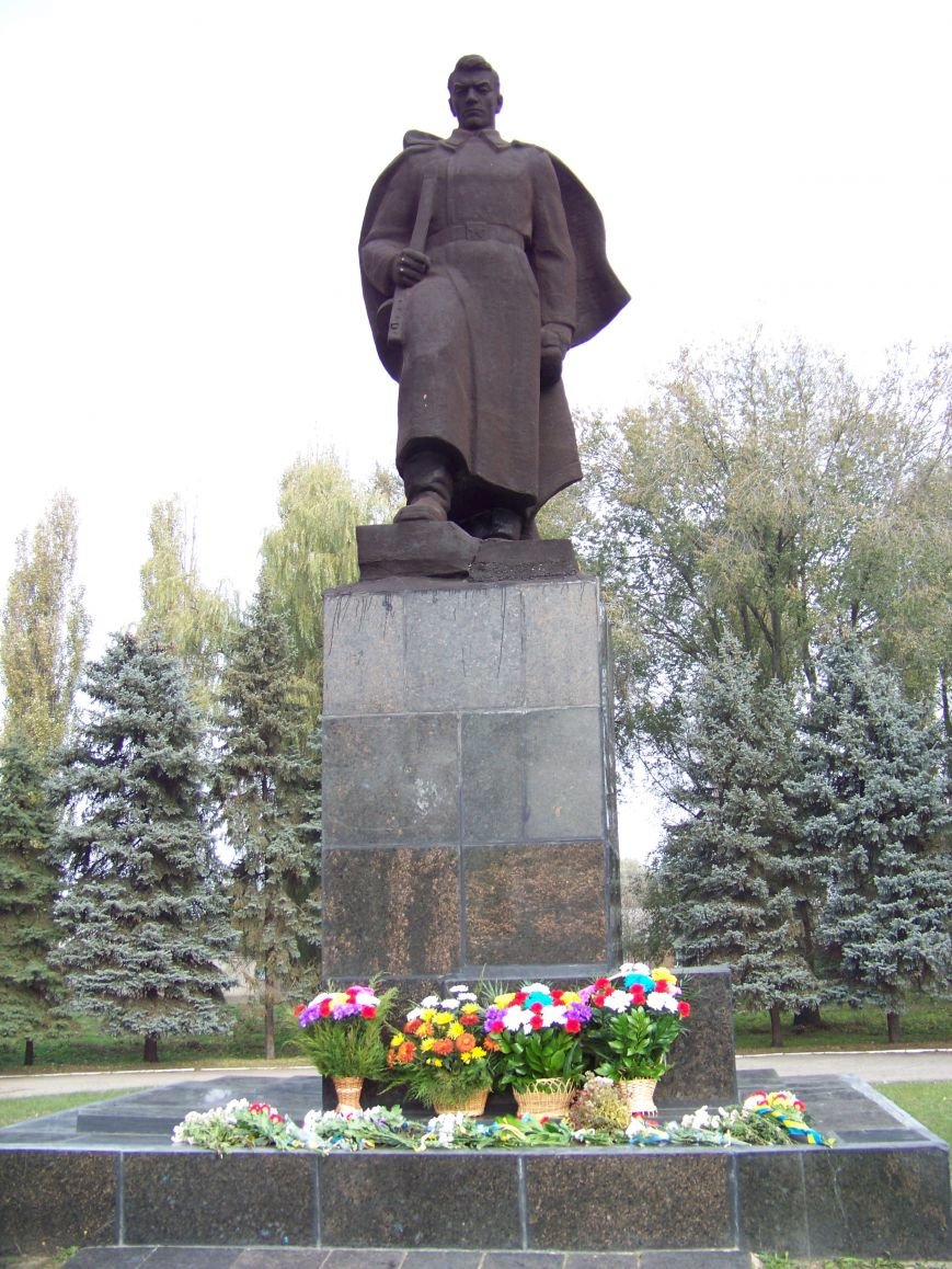 День освобождения страны от немецко-фашистских захватчиков отметили в Дружковке, фото-1
