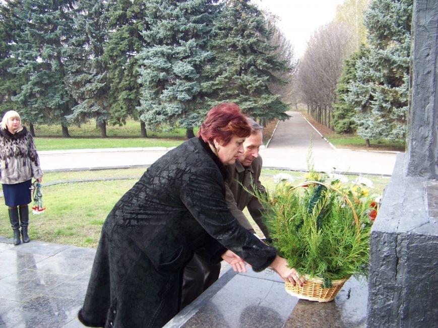 День освобождения страны от немецко-фашистских захватчиков отметили в Дружковке, фото-2