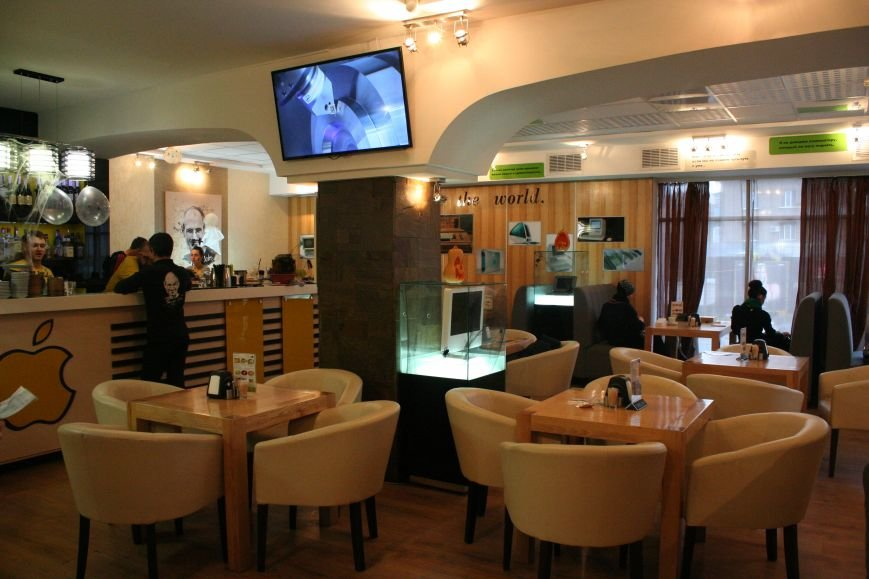 Тест-драйв запорожских общепитов: Jobs-cafe, фото-9