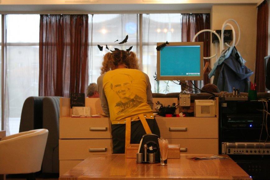 Тест-драйв запорожских общепитов: Jobs-cafe, фото-10