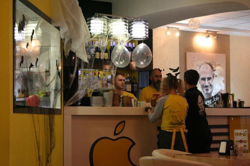 Тест-драйв запорожских общепитов: Jobs-cafe, фото-11