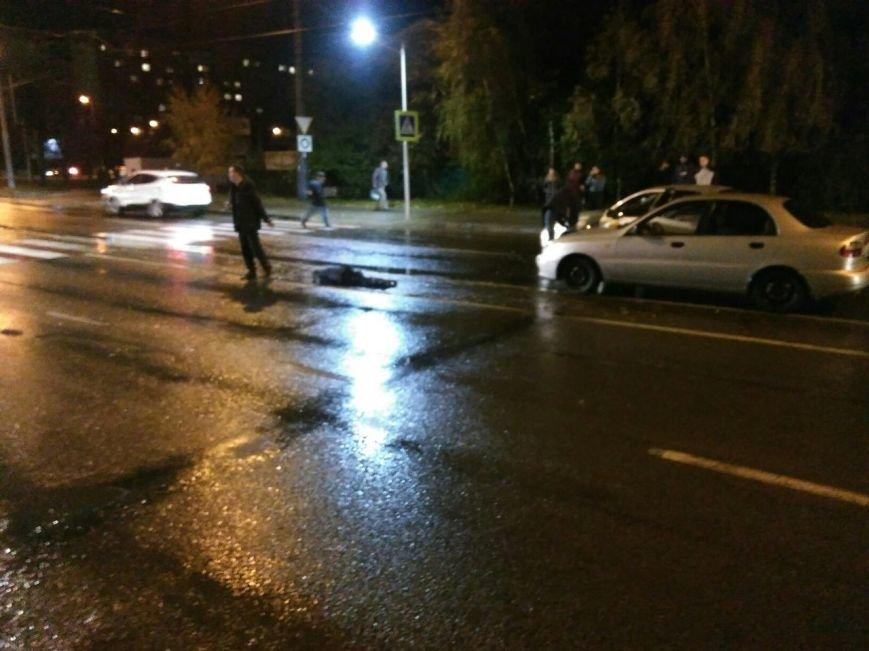 На вулиці Виговського автомобіль збив п'яну жінку (ФОТО), фото-2