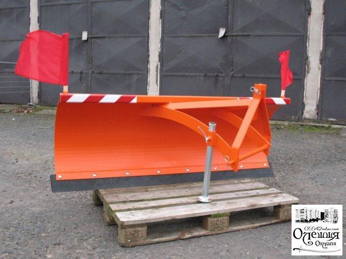 В Олешках купят специальное оборудование для уборки снега (фото), фото-1