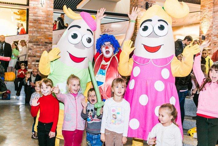 Игровой центр «Банана Сити» в Гродно ярко отпраздновал свой первый День рождения, фото-3