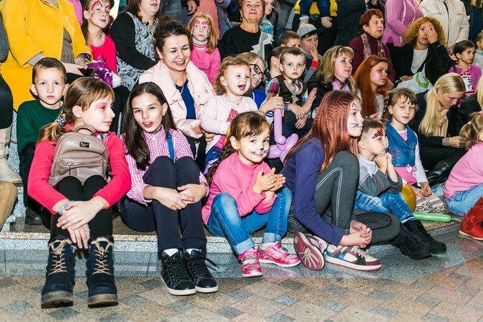 Игровой центр «Банана Сити» в Гродно ярко отпраздновал свой первый День рождения, фото-11