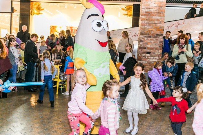 Игровой центр «Банана Сити» в Гродно ярко отпраздновал свой первый День рождения, фото-1