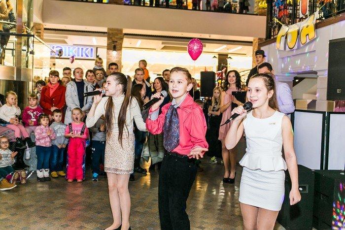 Игровой центр «Банана Сити» в Гродно ярко отпраздновал свой первый День рождения, фото-12