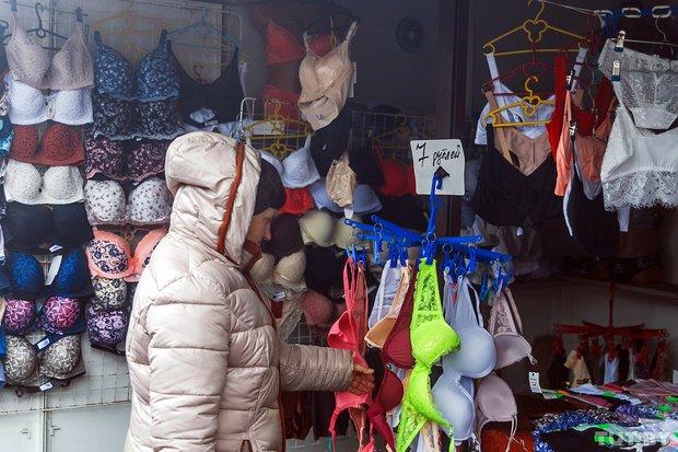 """""""У нас каждый день """"скидки"""": распродажа на """"Южном"""" рынке в Гродно не привлекла толпы покупателей, фото-5"""