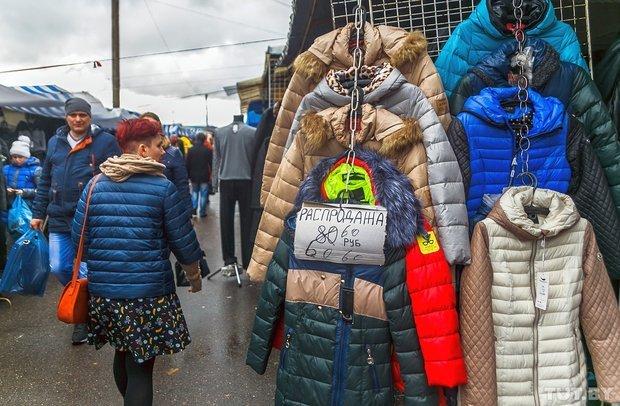"""""""У нас каждый день """"скидки"""": распродажа на """"Южном"""" рынке в Гродно не привлекла толпы покупателей, фото-7"""