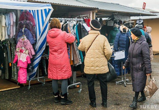 """""""У нас каждый день """"скидки"""": распродажа на """"Южном"""" рынке в Гродно не привлекла толпы покупателей, фото-1"""