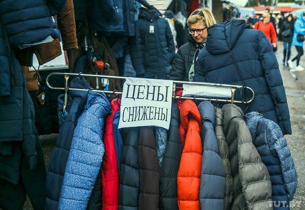 """""""У нас каждый день """"скидки"""": распродажа на """"Южном"""" рынке в Гродно не привлекла толпы покупателей, фото-6"""