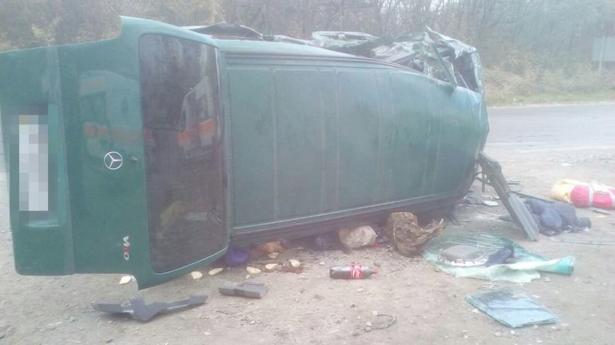 В Запорожье произошла жуткая авария: один человек погиб, пятеро в больнице, - ФОТО, фото-3