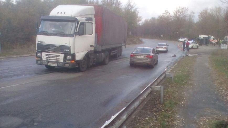 В Запорожье произошла жуткая авария: один человек погиб, пятеро в больнице, - ФОТО, фото-4