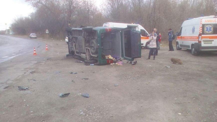 В Запорожье произошла жуткая авария: один человек погиб, пятеро в больнице, - ФОТО, фото-2