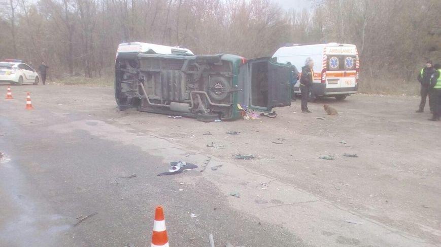 В Запорожье произошла жуткая авария: один человек погиб, пятеро в больнице, - ФОТО, фото-5