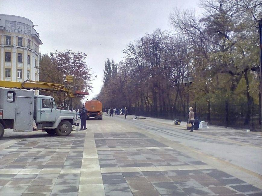 Официальное открытие пешеходной зоны в Саратове пройдёт 4 ноября, фото-1