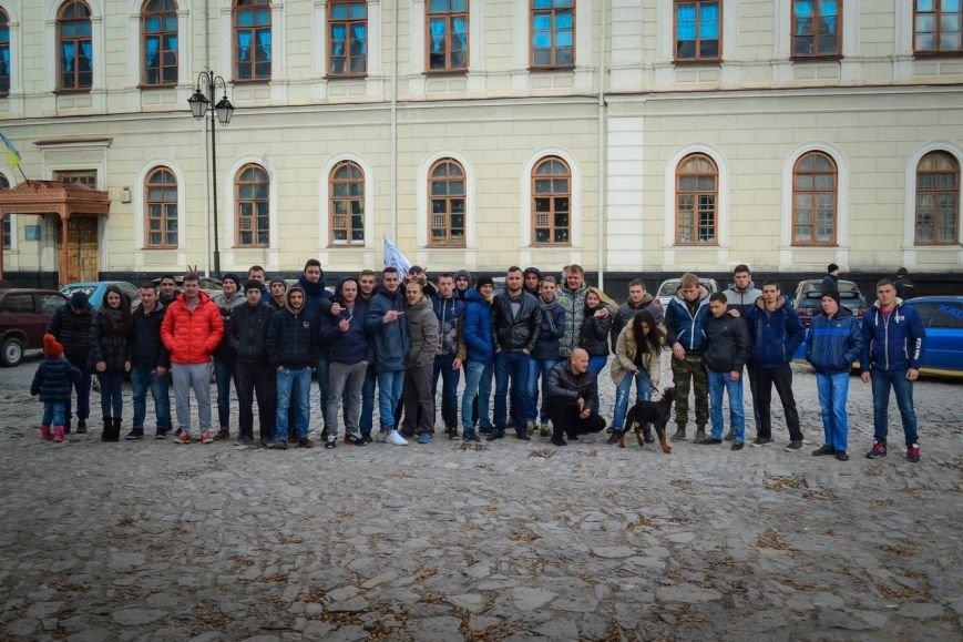 У Кам'янці відбувся автопробіг до Дня автмобіліста, фото-2