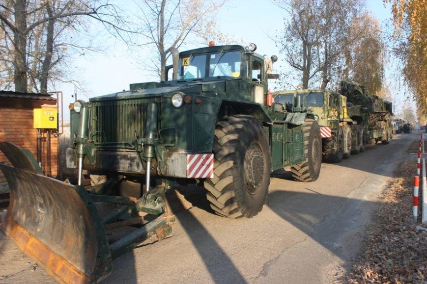 В Кропивницком провели марш аварийно-спасательной техники (ФОТО), фото-2