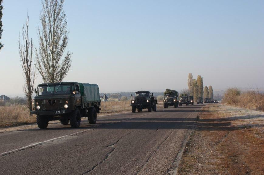 В Кропивницком провели марш аварийно-спасательной техники (ФОТО), фото-4