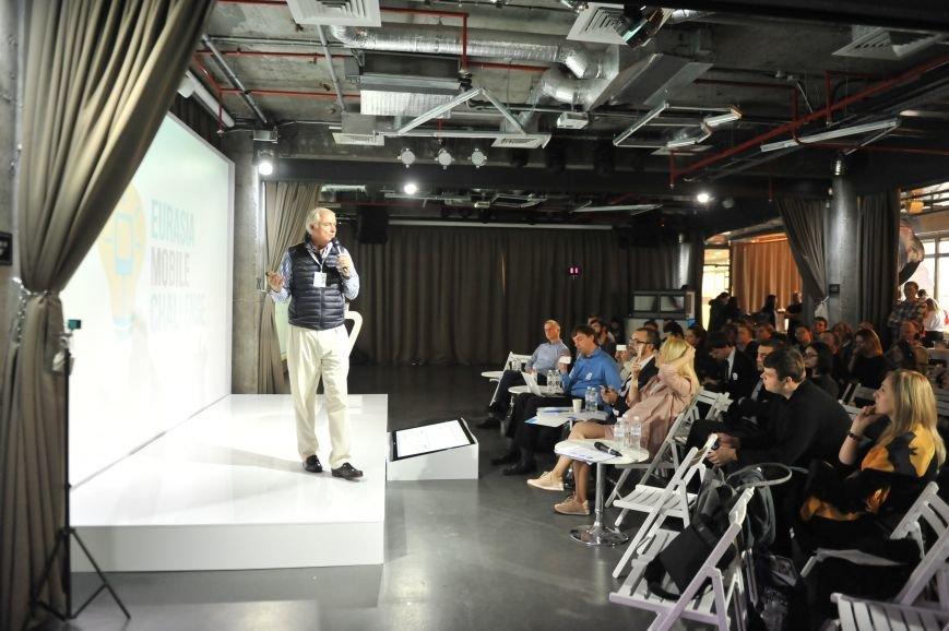 Лекция о стартапах от Пэриса д'Ельтраза