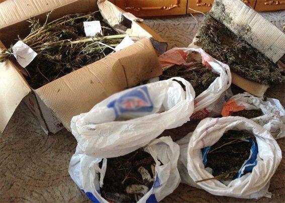 В Кропивницком у мужчины изъяли 10 килограмм марихуаны (ФОТО), фото-5
