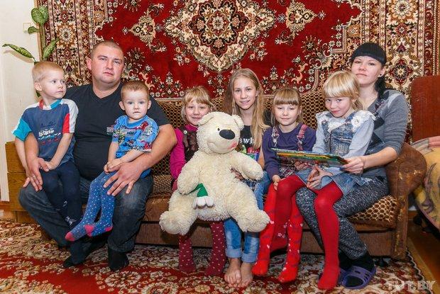 """""""Вернула нам веру в людей"""". Как живет многодетная семья из Слонима, которой помогла Светлана Алексиевич, фото-8"""