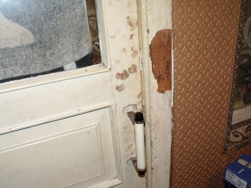 В Кальмиусском районе из-за золота убили пожилую мариупольчанку (ФОТО), фото-2