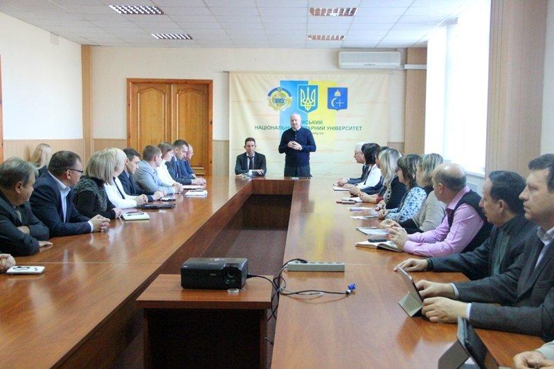 СНАУ впроваджує новітні навчальні технології разом із закордонними партнерами, фото-1