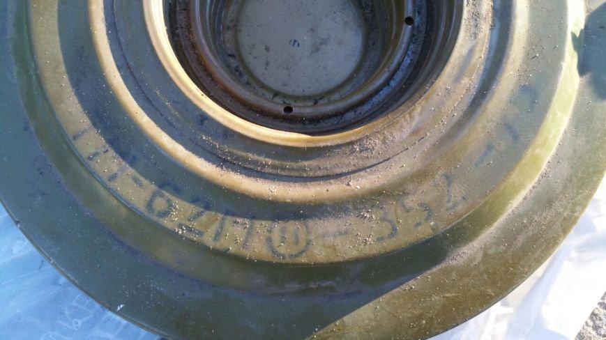 В зоне АТО нашли четыре тайника с снарядами, оружием и взрывчаткой (ФОТО, ВИДЕО), фото-2