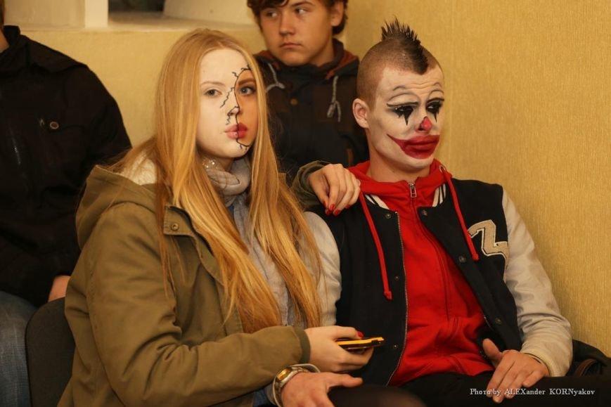 Херсонская молодёжь празднует Хэллоуин (фоторепортаж), фото-5