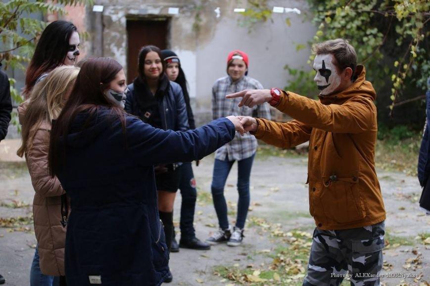 Херсонская молодёжь празднует Хэллоуин (фоторепортаж), фото-8