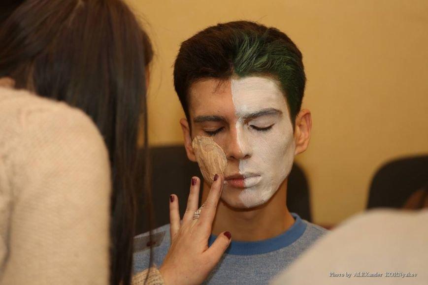 Херсонская молодёжь празднует Хэллоуин (фоторепортаж), фото-4