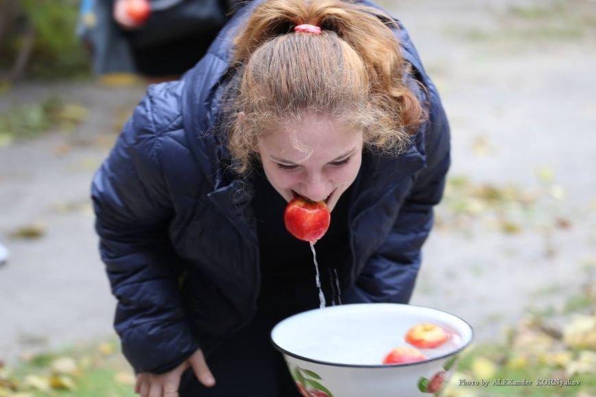 Херсонская молодёжь празднует Хэллоуин (фоторепортаж), фото-3