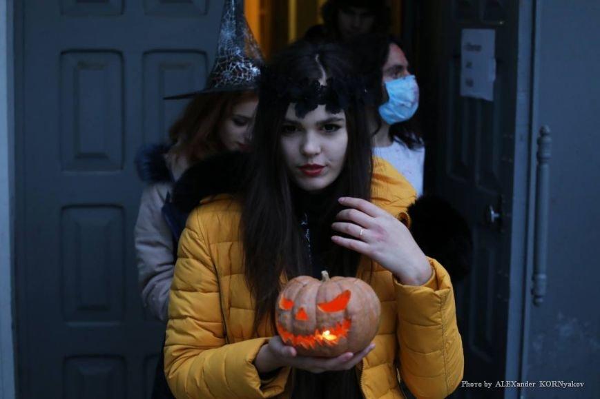 Херсонская молодёжь празднует Хэллоуин (фоторепортаж), фото-1