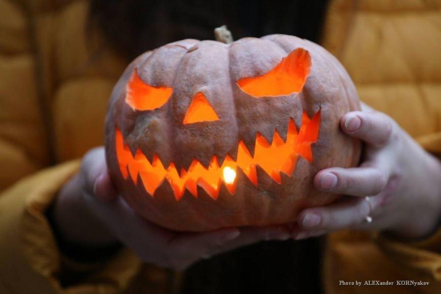 Херсонская молодёжь празднует Хэллоуин (фоторепортаж), фото-2