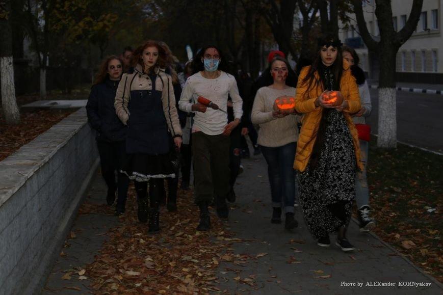 Херсонская молодёжь празднует Хэллоуин (фоторепортаж), фото-12