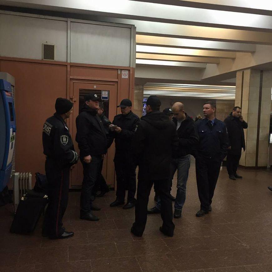 Задержан злоумышленник, стрелявший в поцилейського в Киевском метрополитене, фото-2