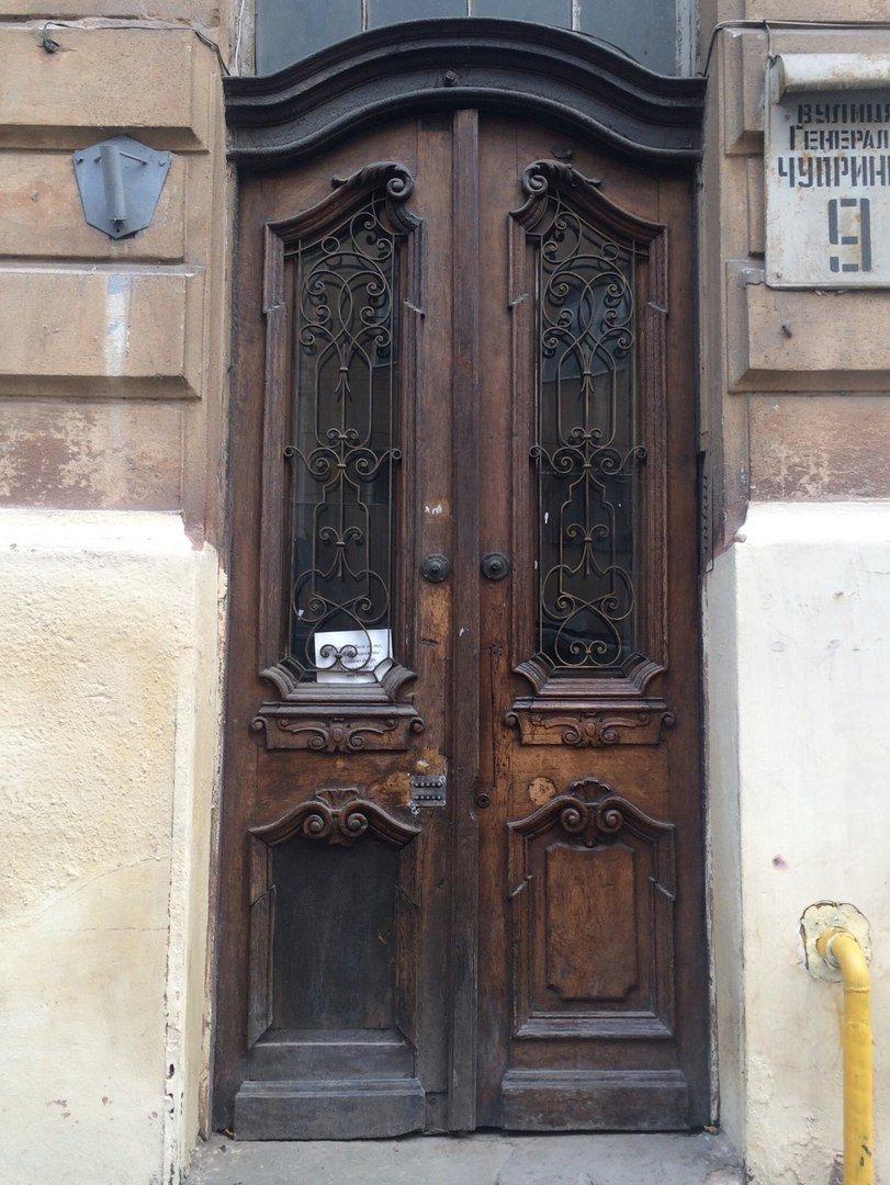40 надзвичайно красивих дверей Львова (ФОТОРЕПОРТАЖ), фото-4