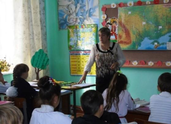 На базі Великомолодьківської ЗОШ І-ІІІ ступенів відбувся семінар-практикум вчителів початкових класів, фото-2