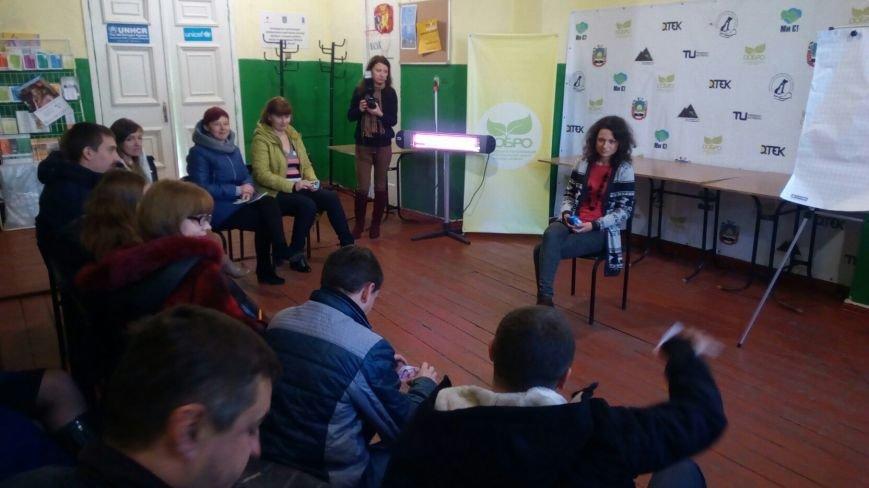 """Добропольские активисты готовы к """"пяти километрам тишины"""", фото-1"""