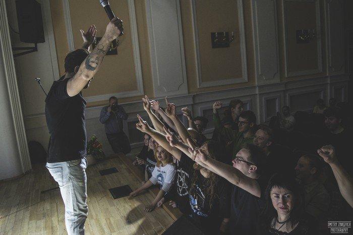 """Концерт """"Ocean Of My Dreams"""" в Гродно: искренние эмоции и абсолютный драйв в """"улетном"""" городе, фото-14"""
