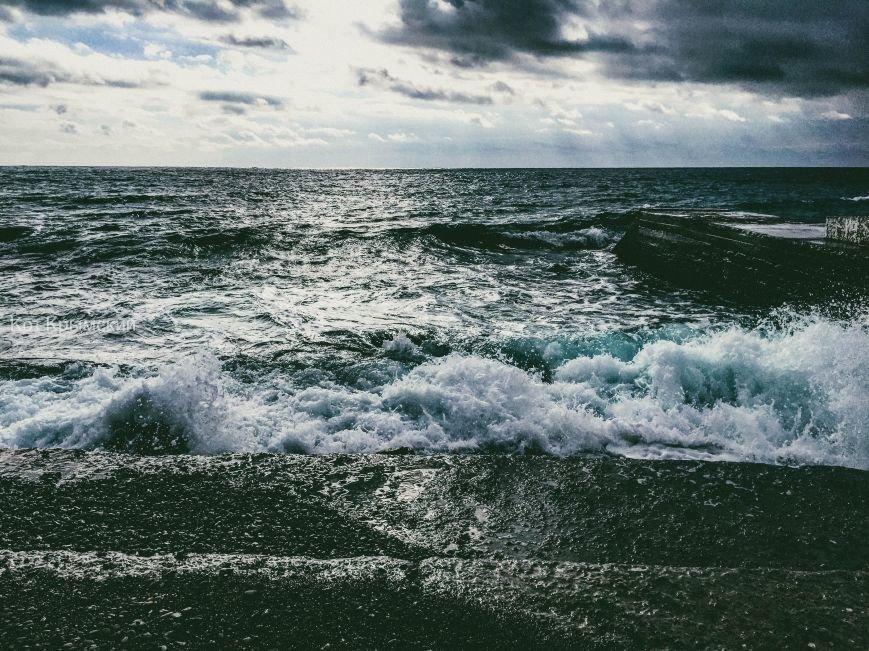Бушующее осеннее море завораживает красотой (ФОТО), фото-7