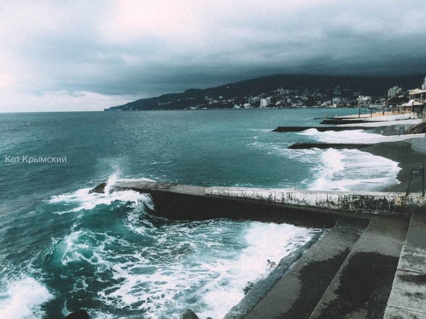 Бушующее осеннее море завораживает красотой (ФОТО), фото-2