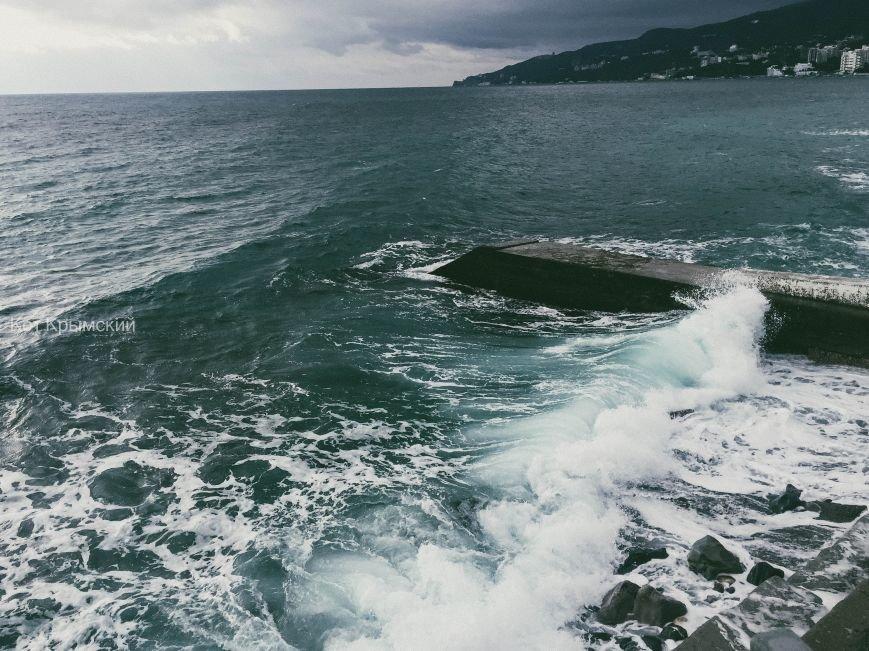 Бушующее осеннее море завораживает красотой (ФОТО), фото-4
