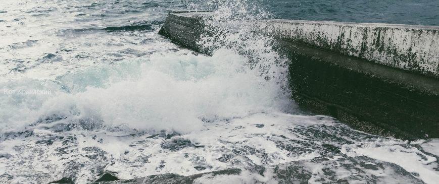 Бушующее осеннее море завораживает красотой (ФОТО), фото-8